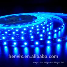 Lumen a prueba de agua smd5050 color digital de ensueño blanco caliente tira led 5v