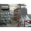 A maioria de máquina anticorrosiva popular do Pultrusion do perfil FRP de Pultrusion da fibra de vidro do GRP