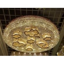 Lustre à lampadaire de plafond de luxe (KA0524)