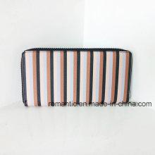 Moda Lady PU Clutch Bag Carteira de couro feminino (NMDK-040806)