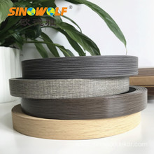 Hot selling attractive price for ABS Woodgrain Color Edge Banding 1.0mm ABS Edge Banding Wood Color Price supply to United States Exporter