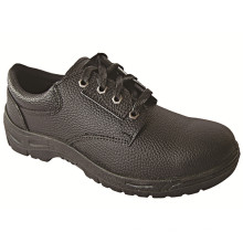 Ufa014 Black Industrial Mining Safety Shoes