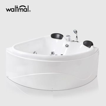 Primo Two Person Whirlpool Bath Bath