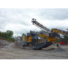 Mobile Stone Crushing&Screening Plant Machinery