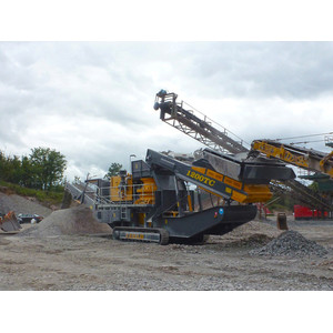 Mobile Quarry Coal Crushing Plant For Sale