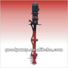Pnl Serie Einzelstufe Vertikale Zentrifugalschlammpumpe