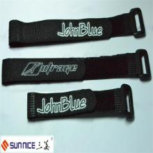 SGS Approved Nylon Hook and Loop Battery Strap