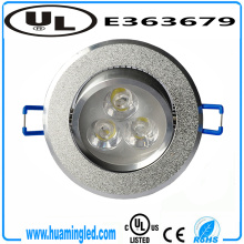 UL certificated 3W to 15W Ningbo LED supplier balcony ceiling light