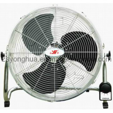 Ventilateur de plancher à haute vitesse de 18 po avec moteur à roulement à billes / homologation SAA