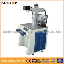 Máquina de marcação a laser de alumínio / Máquina de marcação a laser de latão