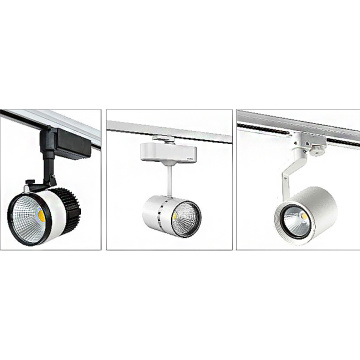 COB 30w led track light