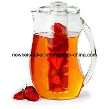 Infusión de fruta Infuser jarra de infusión con logotipo personalizado