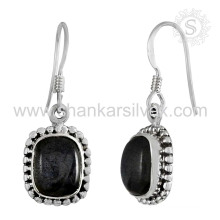 Fantabulous silver earring labradorite gemstone wedding jewelry 925 sterling silver wholesale jewellery supplier