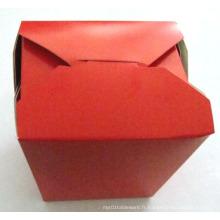 Boîte à nouilles / Boîte à emporter Take Away Food Box Food Container