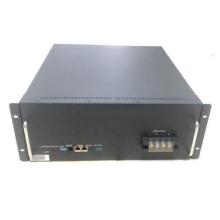 Pack d'ion de lithium de batterie LiFePO4 de 48V 100Ah avec BMS intégré pour la station de télécom de système de stockage d'énergie domestique