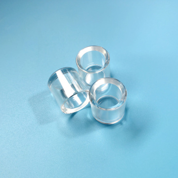 Customized High quality Cylindrical Sapphire lens for laser
