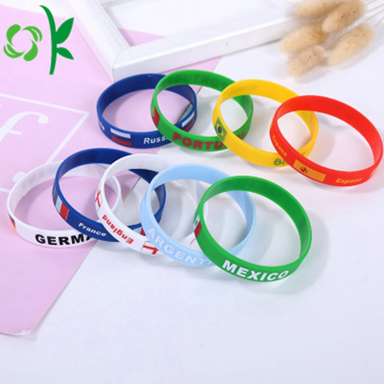 Silicone Bracelet Fast Delivery