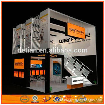 Portable good quality exhibition booth and walls