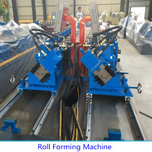 Metal Angle Iron Roll Membentuk Mesin