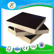Materiales de construcción Film Faced Plywood