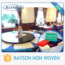 Factory Direct Sale Low MOQ Guanggong Tablecloth Nonwoven