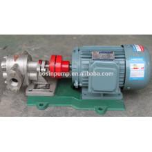 Bosin KCB stainless steel oil transfer gear pump