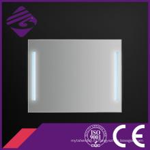 Jnh144 Saso Rectangle Silver Зеркало для ванной комнаты со светодиодной подсветкой
