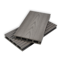 Composto anti-UV exterior decking do espaçamento