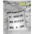 China Sodium Hexametaphosphate Food/Industrial Grade