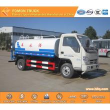 RHD Foton 4x2 5000L water spray truck