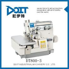 Máquina de costura industrial Overlock automática DT800-3
