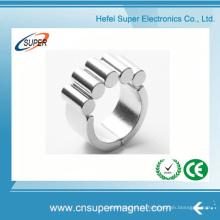 Аттестованное ISO9001 сильный неодимовый кольцевой Магнит