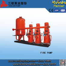 H Series Steady Pressure Frequency Conversion Water Supply Fire Pump--Sanlian/Kubota