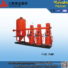 Steady Pressure Frequency Conversion Water Supply Fire Pump