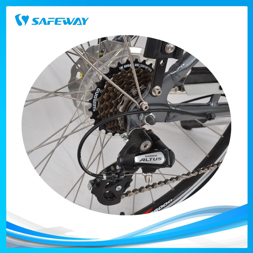 Shimano derailleur electric bike