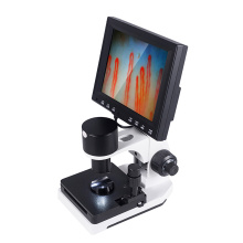 Color LCD monitor scanning electron microscope microcirculation machine