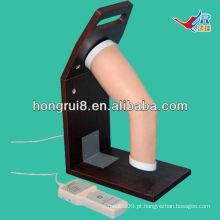 Modelo de treinamento de injeção intra-articular do cotovelo Deluxe ISO, modelo de injeção articular