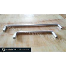 Different Sizes Deep Processing Aluminium Handle for Bookcase