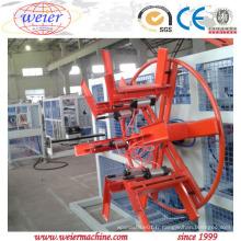 Ligne en plastique d'extrusion de tuyau de PEPR de PEP de PE avec la production élevée