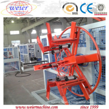 Plastic PPR PE HDPE Pipe Extrusion Line with High Output
