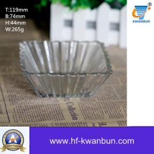 Rectangle Glass Bowl Küchenutensilien Good Price Kb-Jh06075