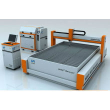 CNC Ultra High Pressure China water jet cutting machine price
