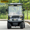 EXCAR Electric utility car china cheap 4 seats electric mini golf car with cargo