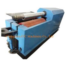 Halbautomatische Einzelperson betreibt 1000 ~ 1500mm Bearbeitungslänge Rundung Hydraulikmaschine China