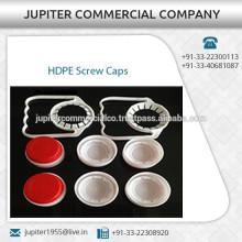 28mm PCO HDPE tapa de tornillo de botella para el precio al por mayor