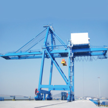 Ship to shore container crane used in port 60 ton