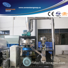 High Quality LLDPE Pulverizer Miller Machine 20mesh-80mesh