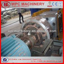 Machine de granulation WPC / Ligne de production de granulés WPC / ligne de granulés en plastique en bois WPC