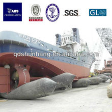 ccs certificate inflatable type rubber used marine airbags sale