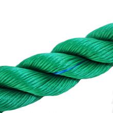 cuerda de línea de red de pesca de alta densidad de polietileno de nailon